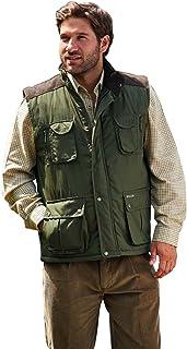 Champion Mens Exmoor Water Repellent Gilet Country Jacket Bodywarmer