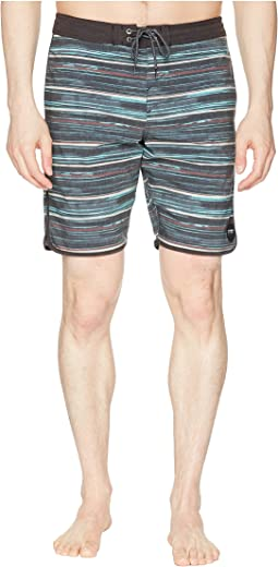 Trippin' Cruzer Superfreak Series Boardshorts