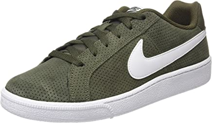 Sneakers Black Suede Court Nike Royale Boys hQtsrd