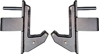 Titan Fitness X-3 Series Sandwich J-Hooks (Pair)