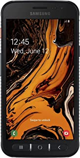 Samsung Galaxy Xcover 4s Enterprise Edition 32 GB Handy, Black, Android