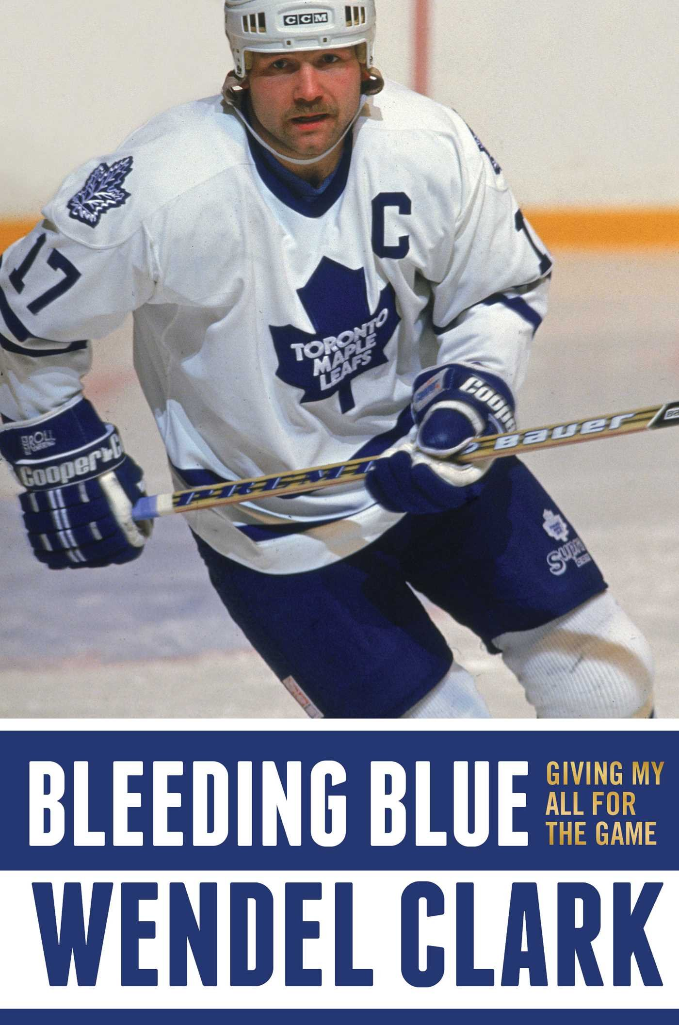Image OfBleeding Blue: Giving My All For The Game