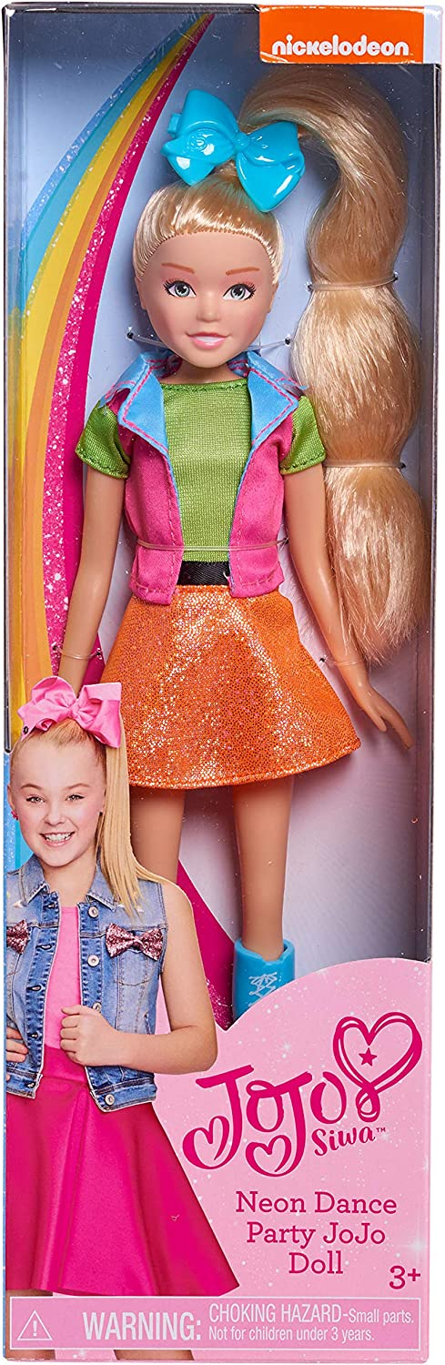JoJo Basic Doll- Neon High material Party lowest price Doll Dance