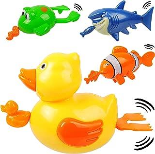 Partygeschenk Toyvian Maus zum Aufziehen 2 St/ück Cartoon-Uhrwerk gemischte Farben Ratte Geburtstagsgeschenk f/ür Kinder Badespielzeug