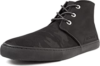 Men Chukka; Sneakers for Men with Rubber Sole; Men's Fashion Sneakers