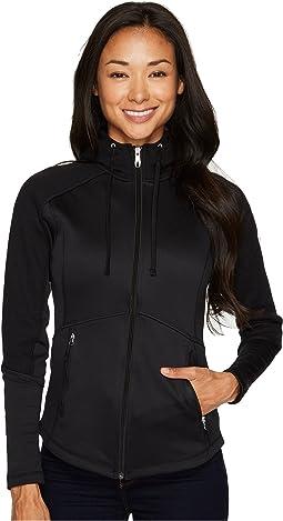 Spyder - Bandita Full Zip Hoodie LT WT Stryke Jacket