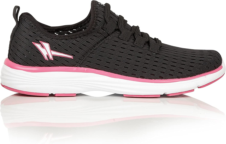 Gola Womens Ladies Sondrio Lace Up Memory Foam Trainers Sneakers