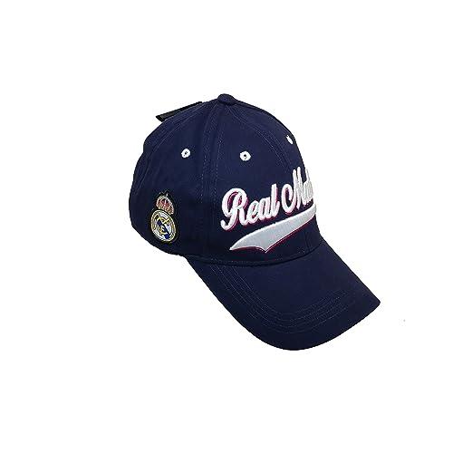 81203c82553 Rhinox Espana Gorra Real Madrid CF Sun Buckle Spain Curved Bill La Liga Hat  Cap