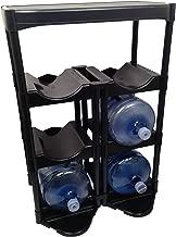 Bottle Buddy TBB80024 Complete System, Black Water Storage, 6 Shelves Set