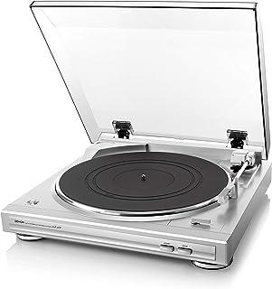 Denon DP-29 F -Tocadiscos con ecualizador RIAA (120 V, 60 Hz