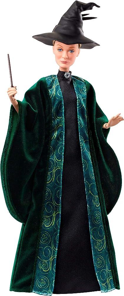 Harry potter personaggio articolato professoressa minerva mcgranitt , 30 cm