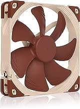 Noctua NF-A14 PWM, 4-Pin Premium Quiet Cooling Fan (140mm, Brown)