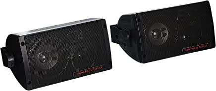 Pyramid 2060 300-Watt 3-Way Mini Box Speaker System photo