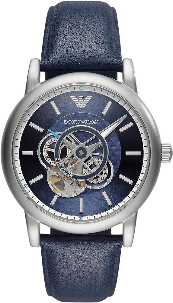 emporio armani orologio analogico da uomo ar60011