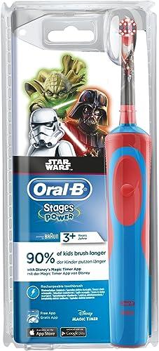 Oral-B Kids Brosse à Dents Électrique