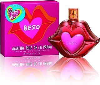 Agatha Ruiz De La Prada Beso Eau de Toilette Vaporizador 100 ml
