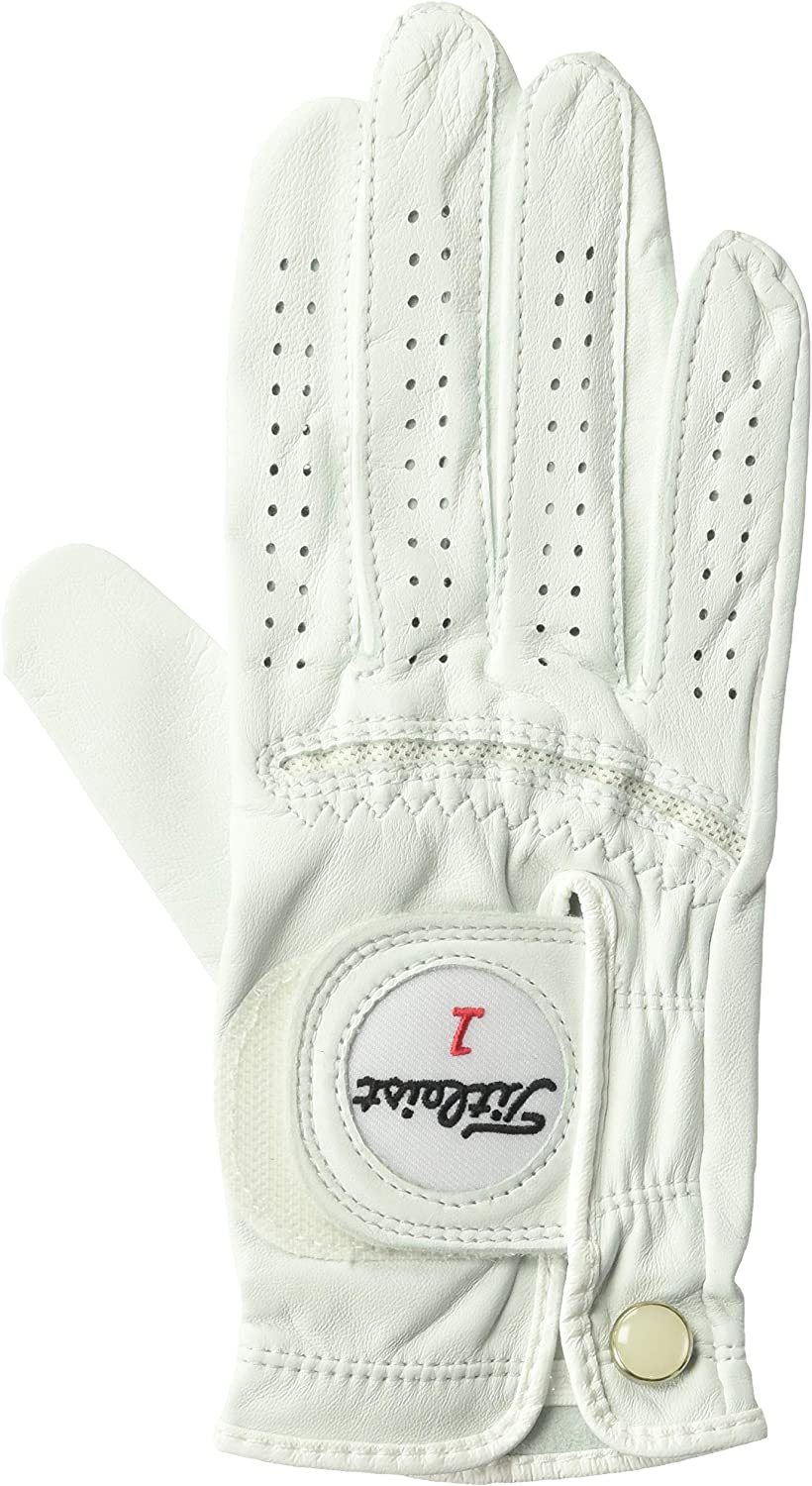 Great interest New products, world's highest quality popular! Titleist Women's Perma Golf Glove Soft