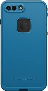Lifeproof FRĒ SERIES Waterproof Case for iPhone 7 Plus (ONLY) - Retail Packaging - BASE CAMP BLUE (COWABUNGA BLUE/WAVE CRASH/MANGO TANGO)