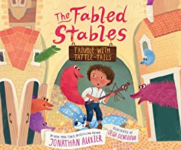 Trouble With Tattle-tails: 2 (Fabled Stables)