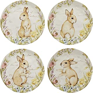 Certified International Bunny Patch 8.5