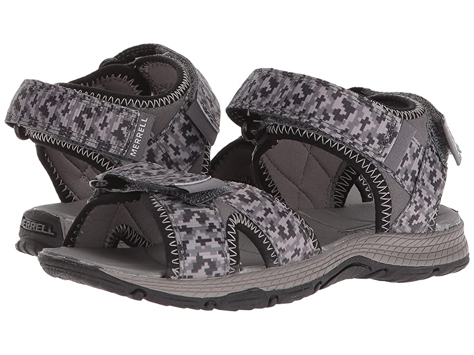 669eb0a39b15 Merrell Kids Surf Strap 2.0 (Toddler Little Kid Big Kid) (Black) Boy s Shoes