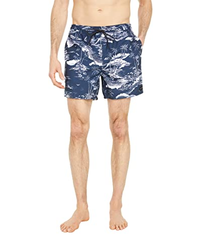 Rip Curl Dreamers 16 Volley (Navy/White) Men