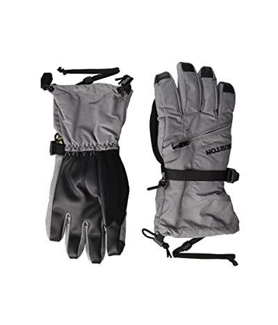 Burton Kids Vent Gloves (Little Kids/Big Kids) (Shade Heather) Snowboard Gloves