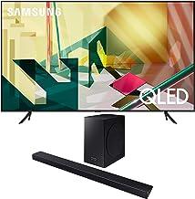 "$3333 » Samsung QN85Q70TA 85"" 4K Ultra High Definition QLED Smart HDR TV with a Samsung HW-Q6CR 5.1 Ch Acoustic Beam Soundbar and Wireless Subwoofer (2020)"