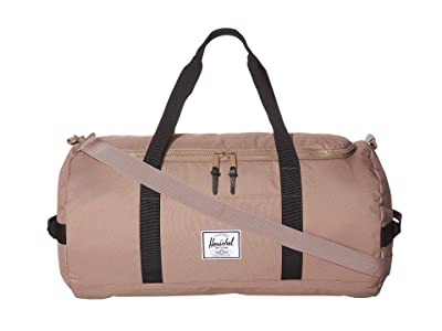 Herschel Supply Co. Sutton (Pine Bark/Black) Duffel Bags