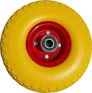 Potreba 3.00-4 Flat Free Tire Hand Truck on Wheel 10 inch (3/4 Bearing)