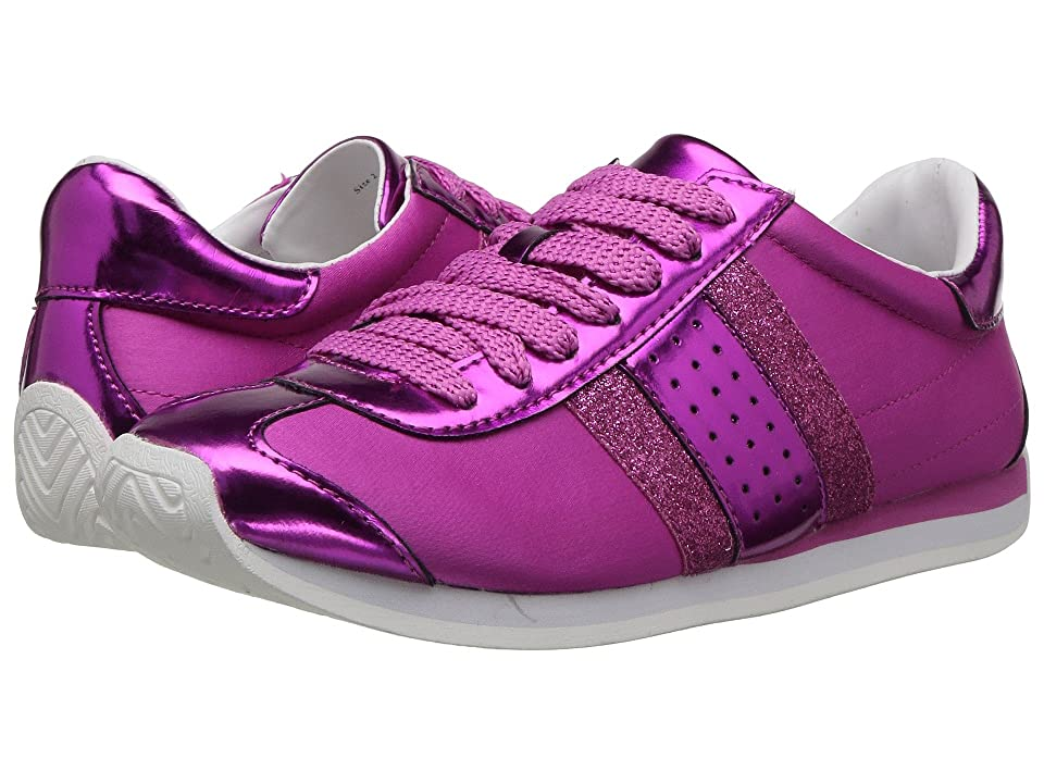 Dolce Vita Kids Johnny (Little Kid/Big Kid) (Fuchsia Satin) Girl