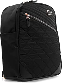 MARC NEW YORK Mulsanne Convertible Backpack Fashion, black, One Size