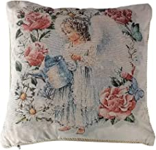 Tache Home Fashion Pillow Cover 1 Piece Angel in The Garden