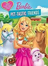 Barbie: Pet-tastic Friends (Panorama Sticker Storybook)