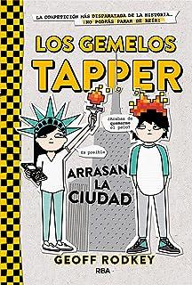 Los gemelos Tapper #2. Arrasan la ciudad
