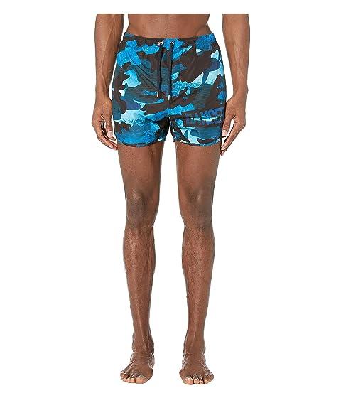 Neil Barrett Danger Camo Swim Shorts