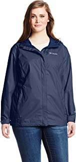 Women's Arcadia Ii Waterproof Breathable Jacket with Packable Hood