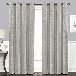 Best silver curtains drapes Reviews