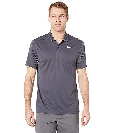 Nike Golf Dri-FITtm Victory Polo (Gridiron/Flint Silver) Men