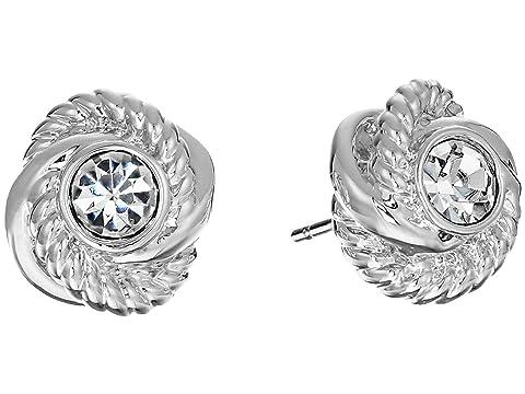 Kate Spade New York Infinity & Beyond Knot Studs Earrings