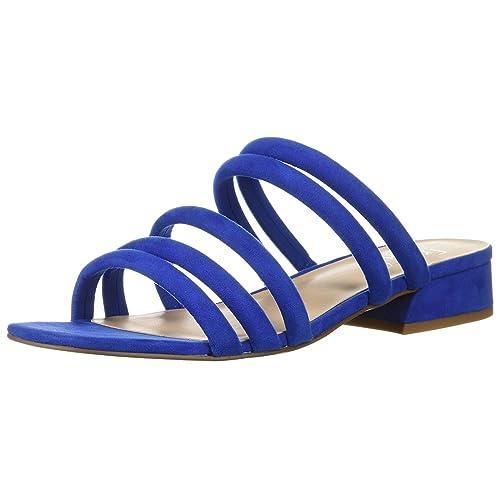 42fcfc915a Franco Sarto Women's Fitz Heeled Sandal