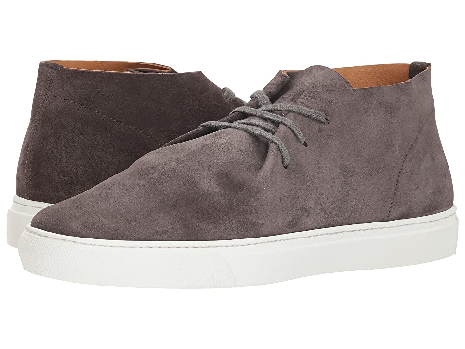 To Boot New York Barcelona (Smoke Grey Suede) Men's Shoes