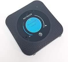 Netgear Nighthawk 4G LTE Mobile Hotspot WiFi Router (AT&T GSM Unlocked)(Steel Gray)