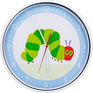Adjustable Early Learning Educational Toy Clock for Boys and Girls Wohenmang Clock Toy for Kids Learning Time 4.7 X 3.9inches Wooden Clock Learning Clock Model