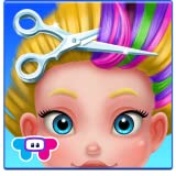 楽しいヘアサロン - 可愛い女の子の変身