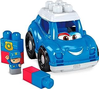 Mega Bloks Lil' Vehicles Police Car GCX08
