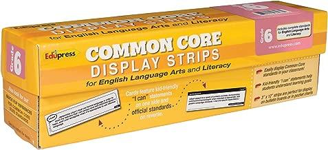 Edupress Common Core Display Strips, Grade 6, ELA & Literacy (EP63650)