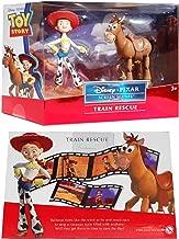 トイ・ストーリー コレクション ジェシーとブルズアイ Screen Scenes Action Figure 2体パック Rescue Jessie and Bullseye ディズニー ピクサー 【並行輸入品】