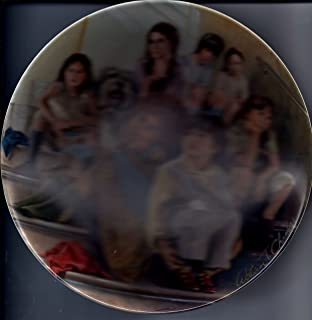 Annie and the Orphans, Knowles 1984 Collectible Plate