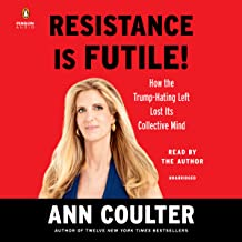 ann coulter resistance is futile audiobook